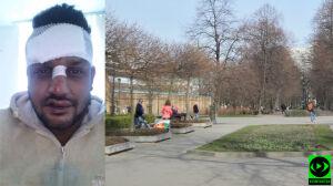 Pakistańczyk pobity w centrum Warszawy