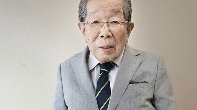 Jak zachować długowieczność? <br />Poznaj rady 104-latka