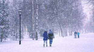 Prognoza pogody na jutro: w wielu miejscach przybędzie śniegu