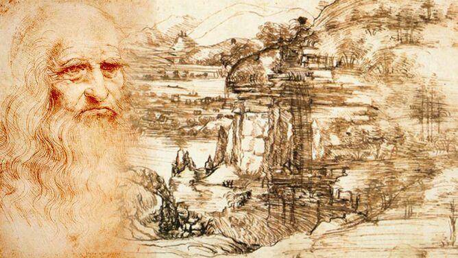 Rewolucja w badaniach twórczości Leonarda. <br />Stwierdzono oburęczność artysty