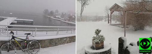 Śnieżna zima w Polsce. W górach trzeci stopień zagrożenia lawinowego