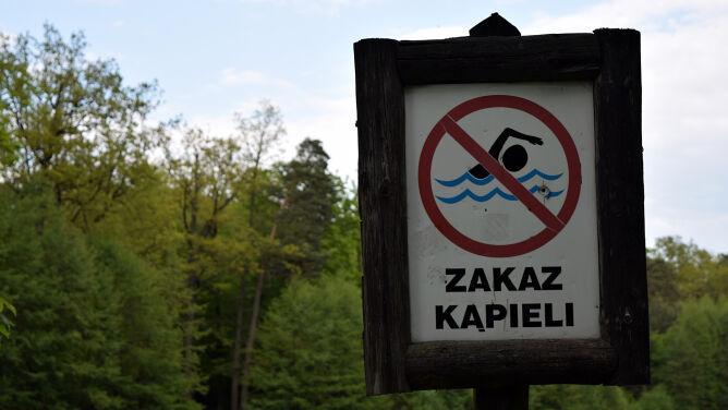 Rządowe Centrum Bezpieczeństwa apeluje o rozwagę nad wodą