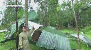 Skutki przejścia burzy tropikalnej Noul przez Wietnam