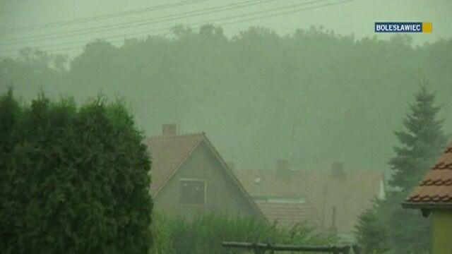 Burze Na Dolnym Śląsku (TVN24