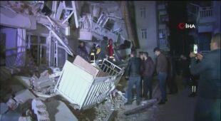 W trzęsieniu ziemi zginęły cztery osoby