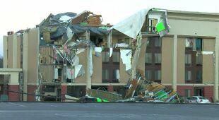 Tornado przeszło przez Fultondale